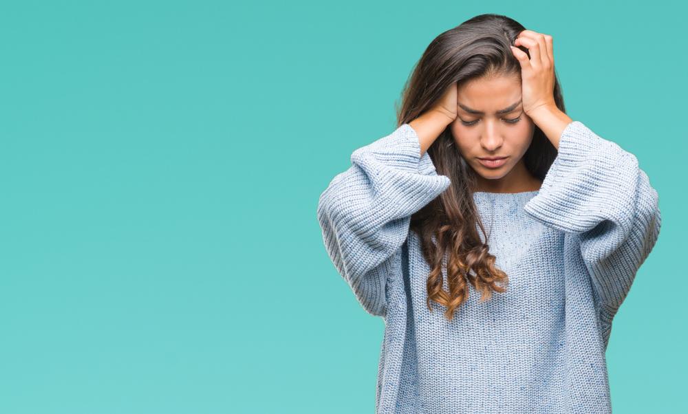 Migrena. Foto: Shutterstock