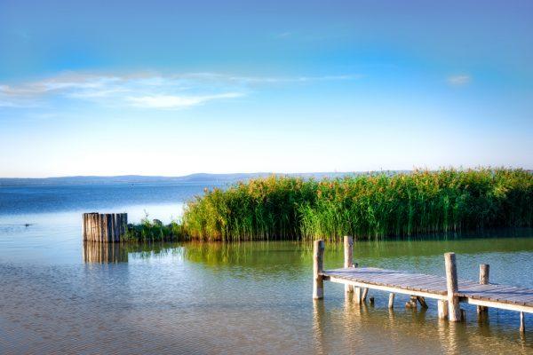 Neziderske jazero. Foto: Shutterstock