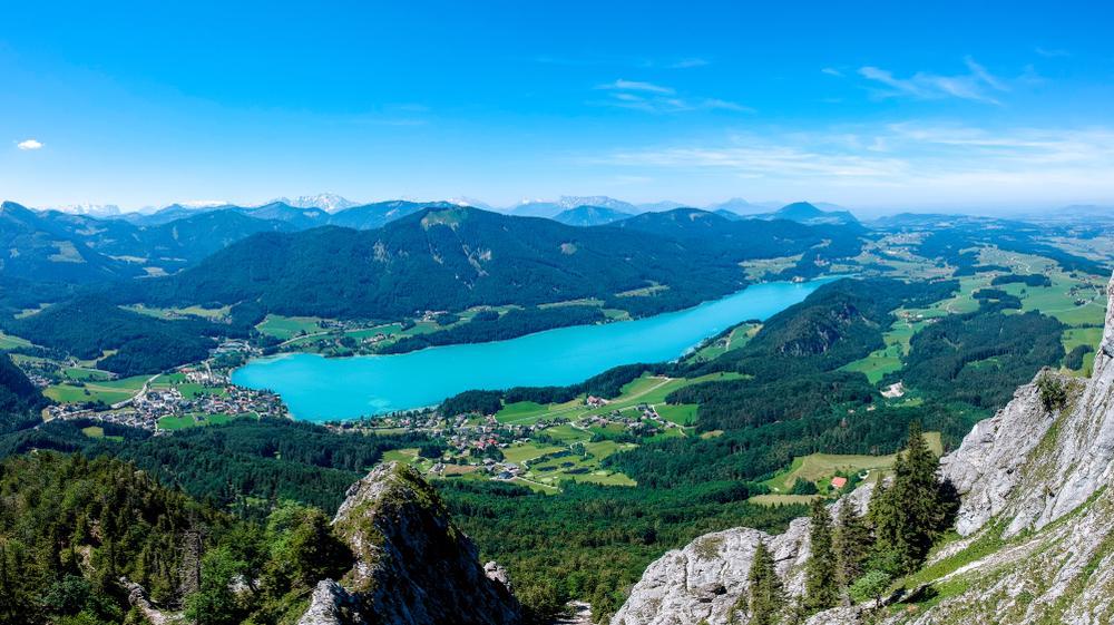 Fuschlsee. Foto: Shutterstock