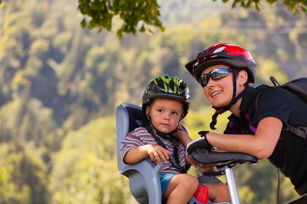 Letná cyklistika s deťmi - čo potrebujete? Foto: Shutterstock