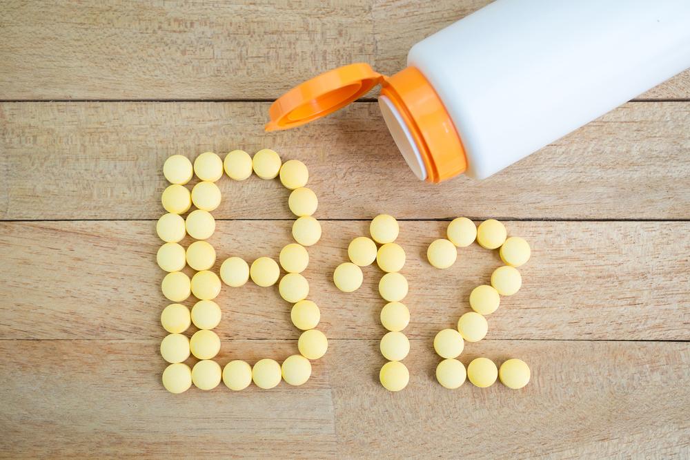 Vitamín B12. Foto: Shutterstock