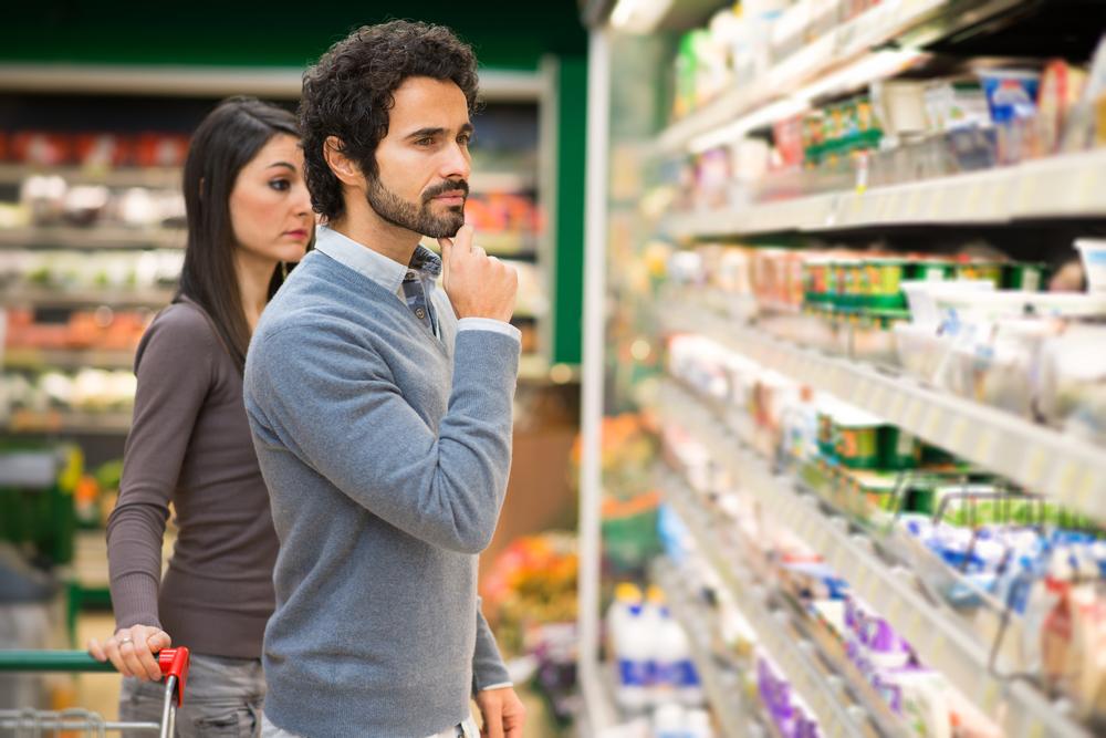 Organické verzus spracované Foto: Shutterstock