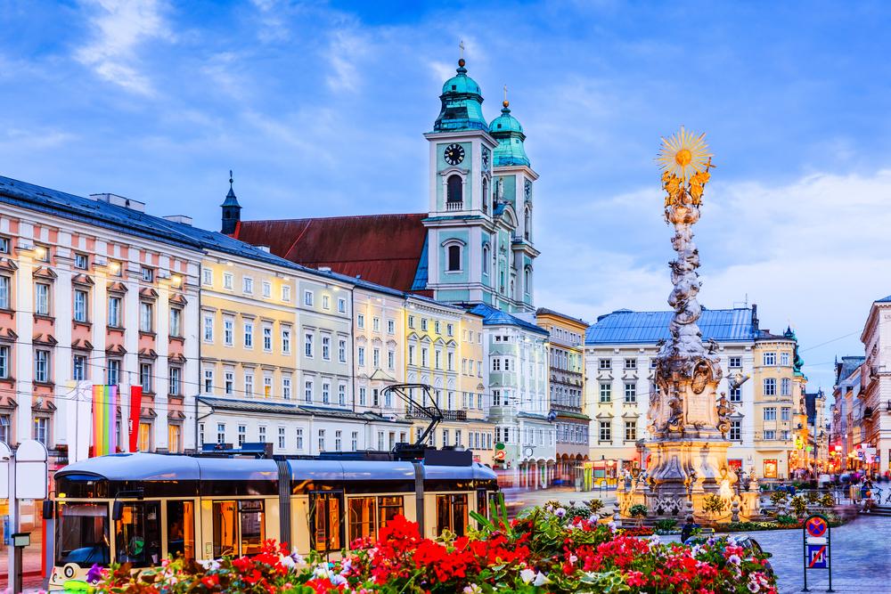 Linz. Foto: Shutterstock