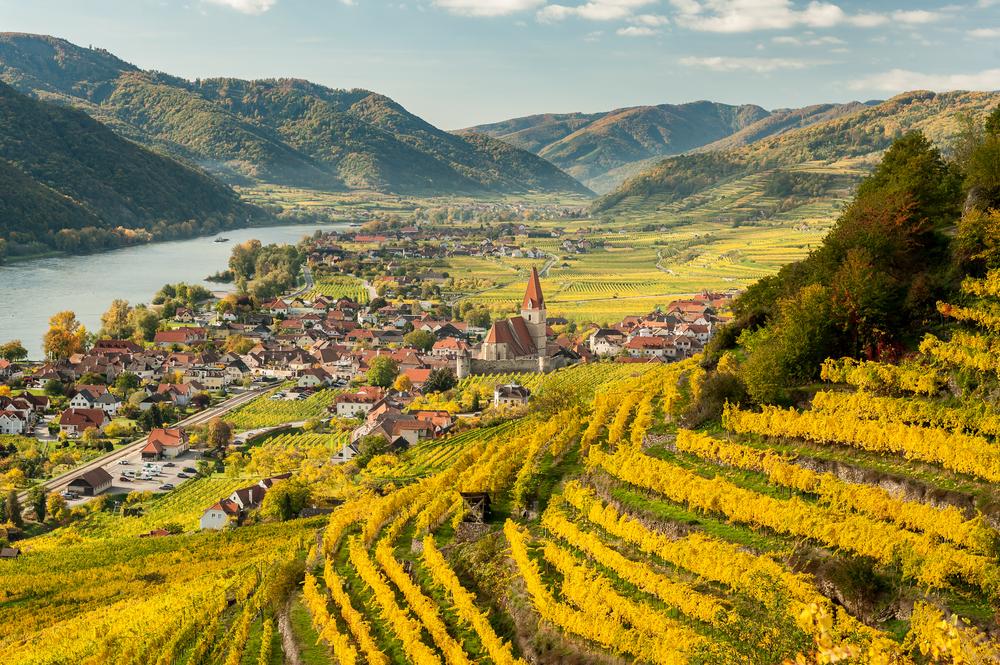 Wachau. Foto: Shutterstock