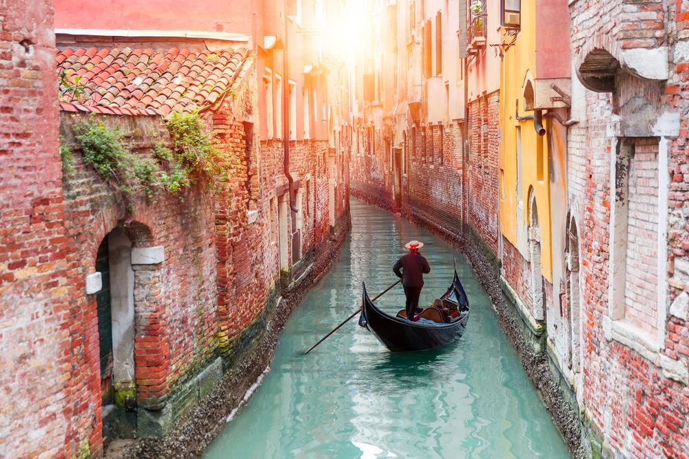 Benátky. Foto: Shutterstock