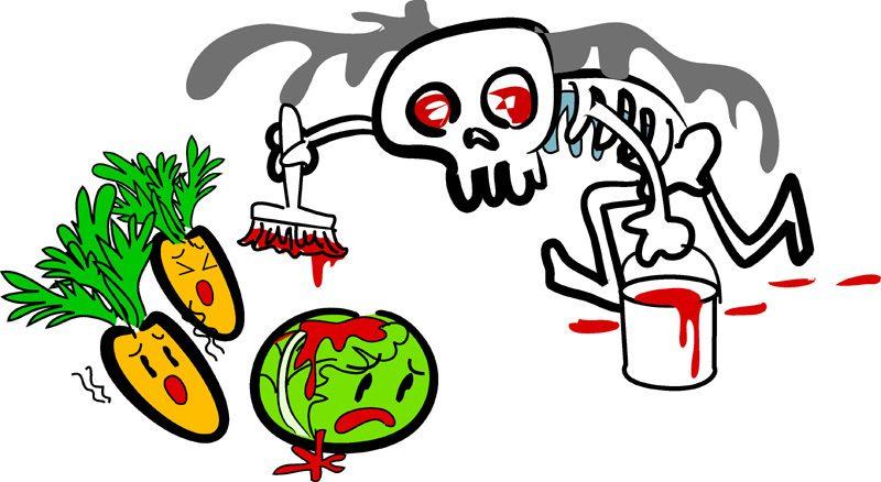 Hlavným zdrojom príjmu škodlivých PCB jekonzumácia mäsa, rýb, mlieka alebo mliečnychproduktov. Foto: Shutterstock