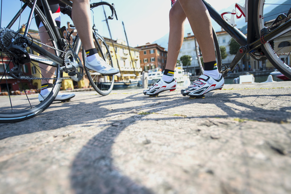 Tretry na bicykel. Foto: Shutterstock