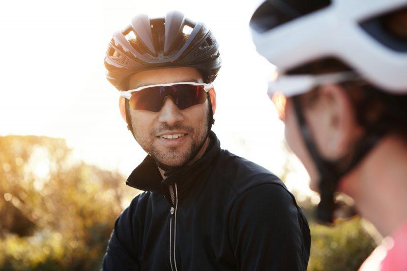 Cyklistické okuliare. Foto: Shutterstock