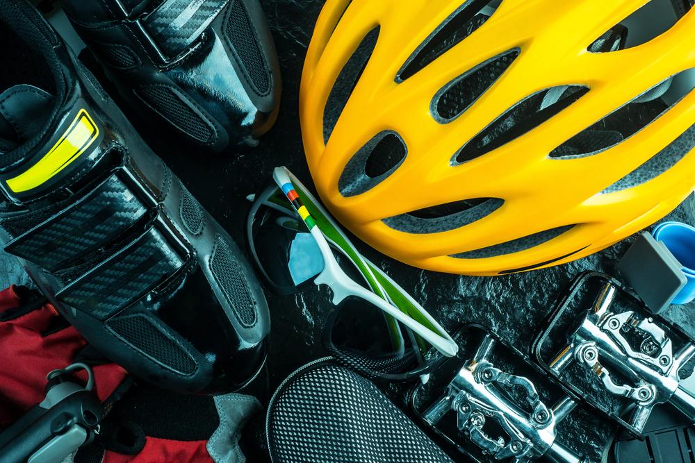 Cyklistická prilba. Foto: Shutterstock