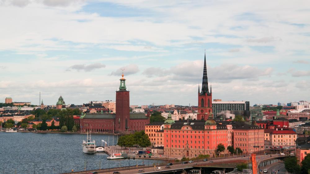 Hlavné mesto Švédska. Foto: Shutterstock