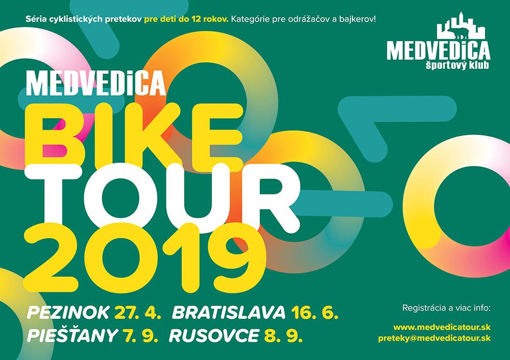Detská Medvedica tour 2019