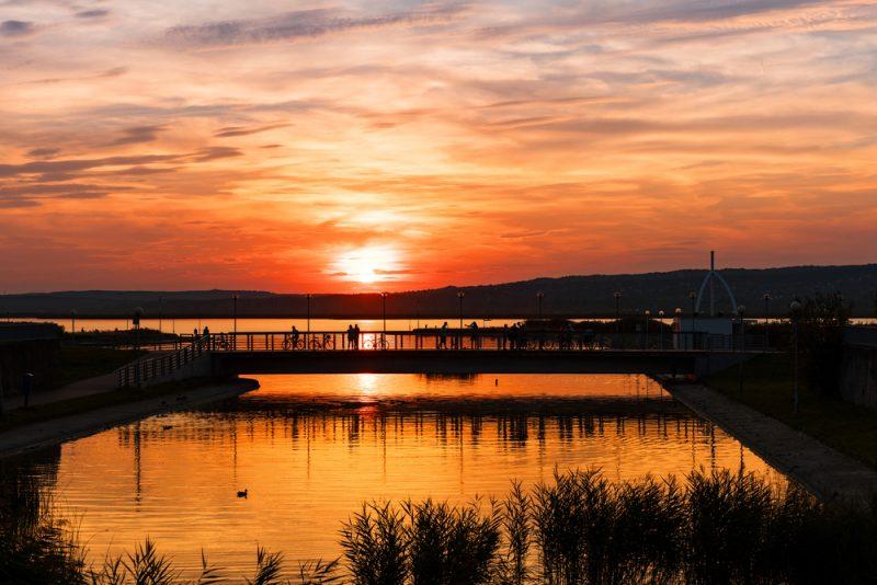 Jazero Velenceiv Maďarsku. Foto: Shutterstock
