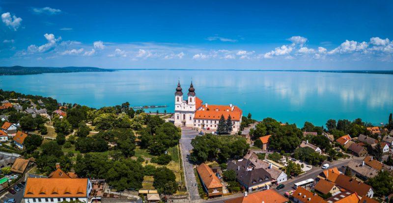 Balaton - najväčšie jazero v Maďarsku. Foto: Shutterstock