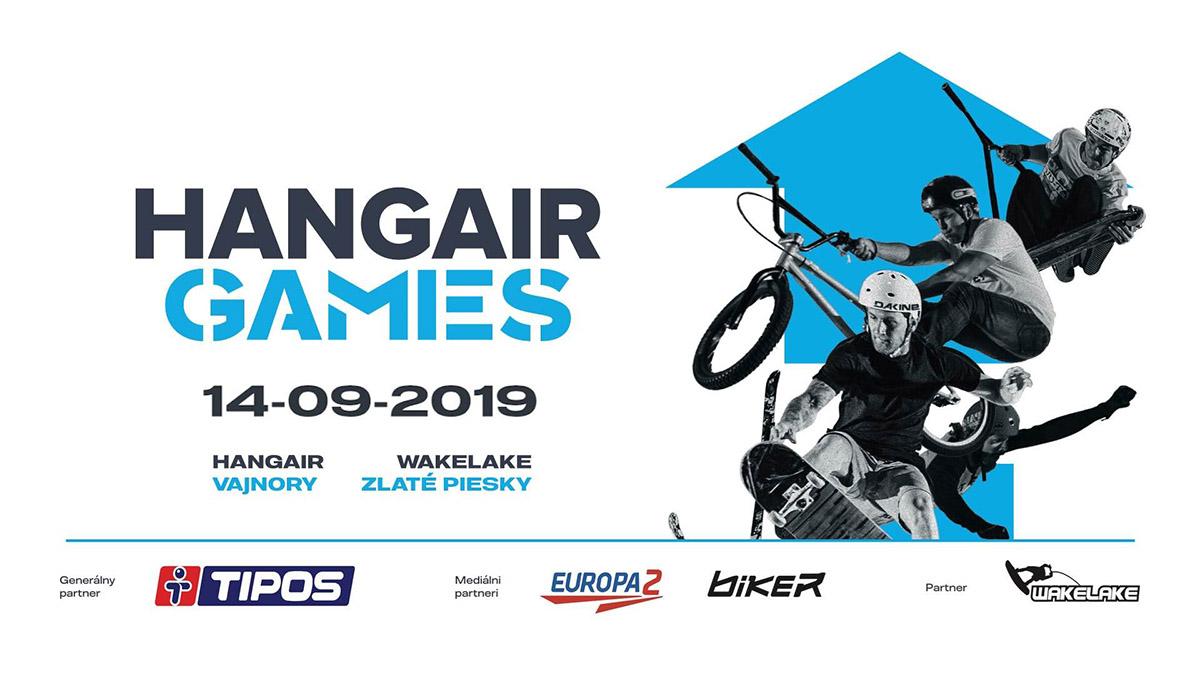 Hangair games