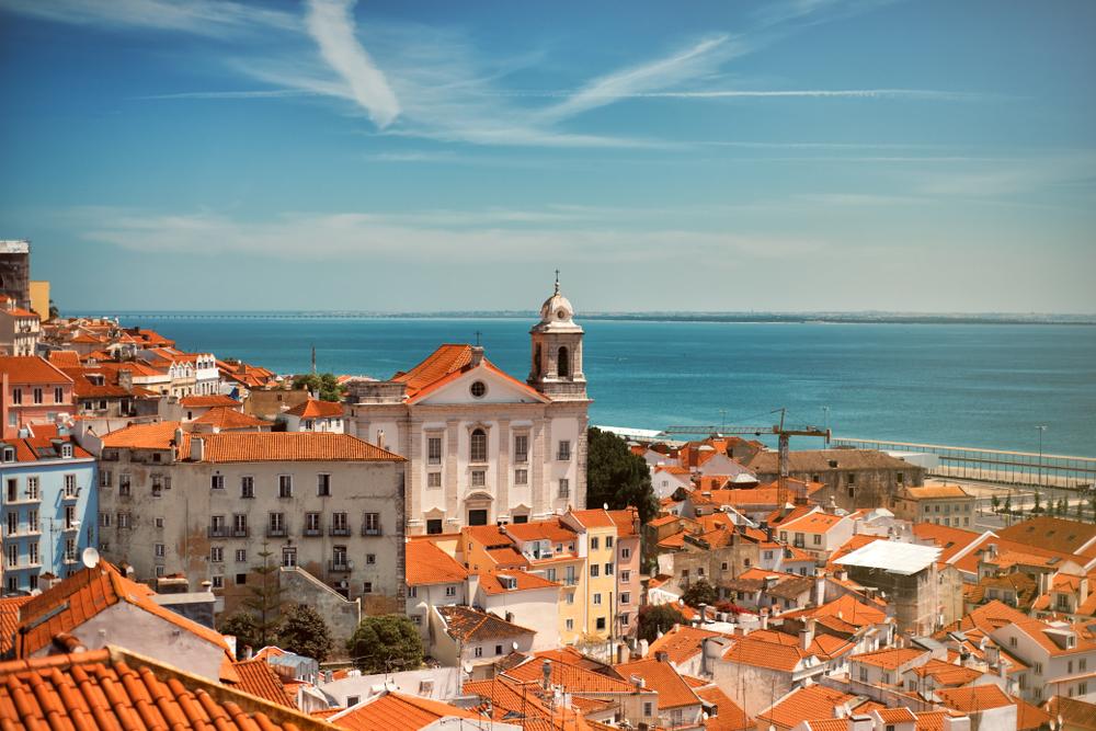 Hlavné mesto Portugalska. Foto: Shutterstock