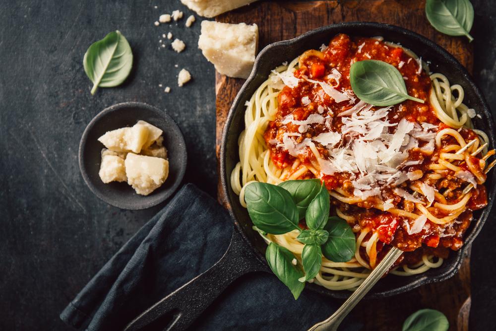 10-minútový recept na paradajkovú omáčku. Foto: Shutterstock