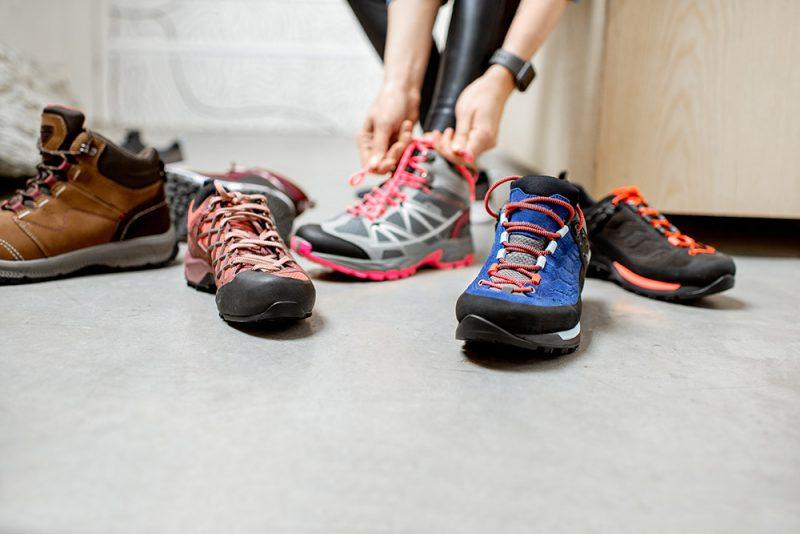 Na čo dbaťpri kúpe turistických topánok? Foto: Shutterstock