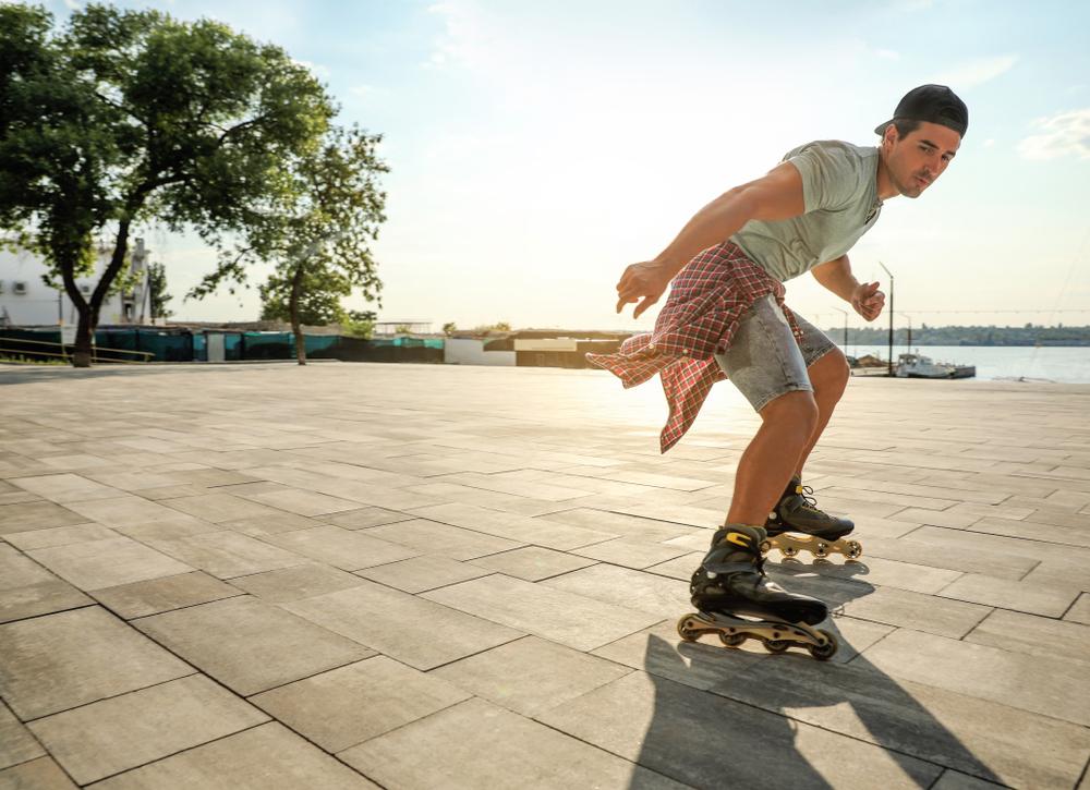 7 najväčších chýb korčuliara. (Nielen) pre začiatočníkov! Foto: Shutterstock