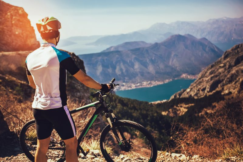 Bicyklovanie má pozitívny vplyv na vašu fyzickú, ale aj psychickú kondíciu. Foto: Shutterstock