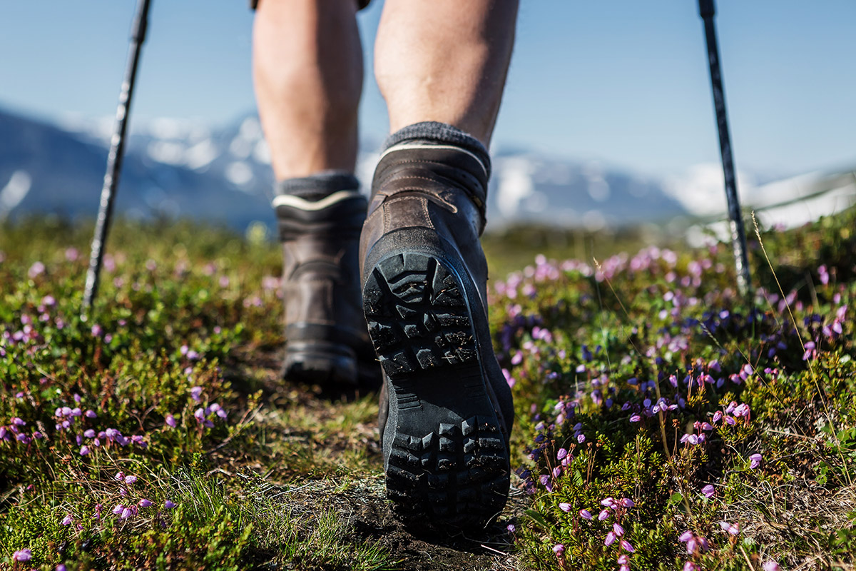Turistická obuv. Foto: Shutterstock