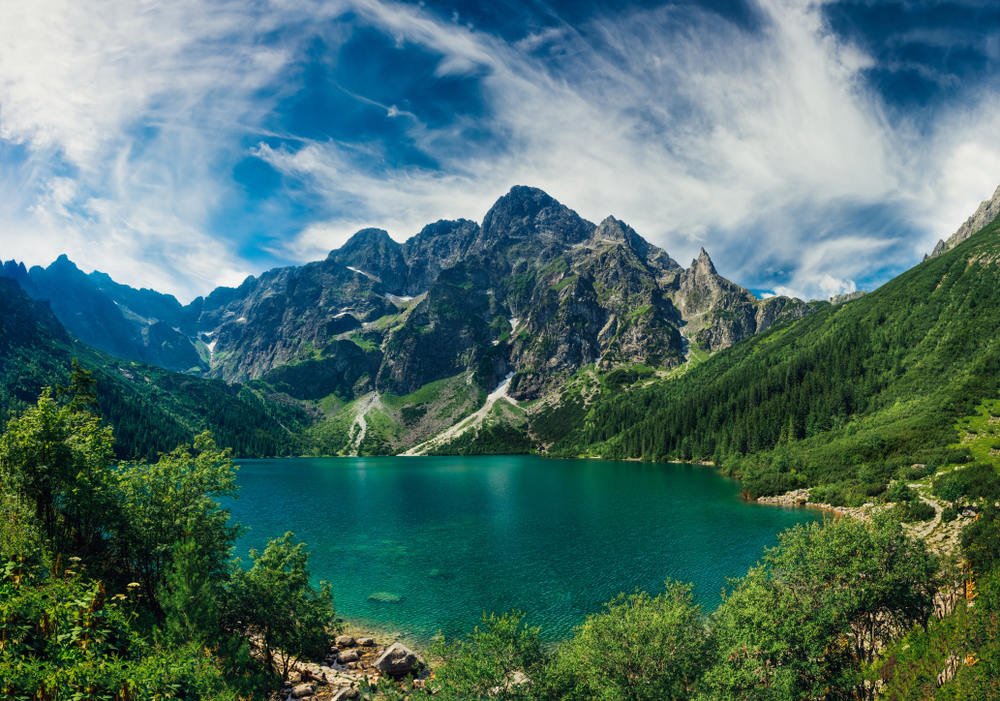 Vysoké Tatry. Foto: Shutterstock