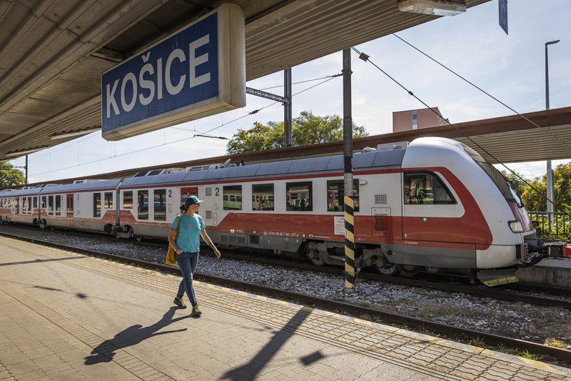 Prichádzame na výlet do Košíc. Foto: Miro Pochyba