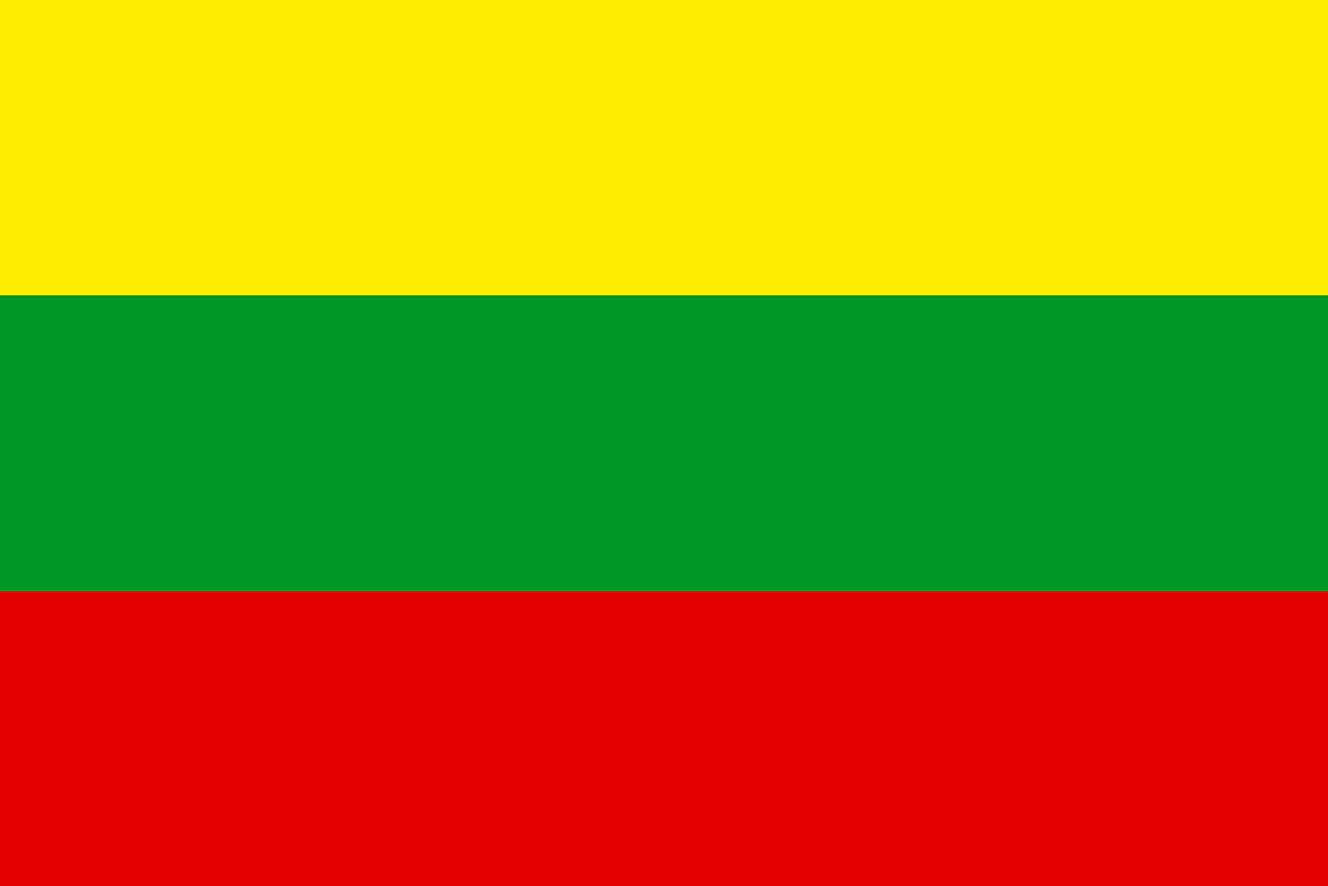Litva. Foto: Shutterstock