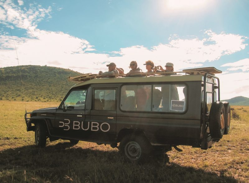 Zažite safari s BUBO . Foto: Stanislav Cigánek, Tomáš Hulík, Martin Šimko
