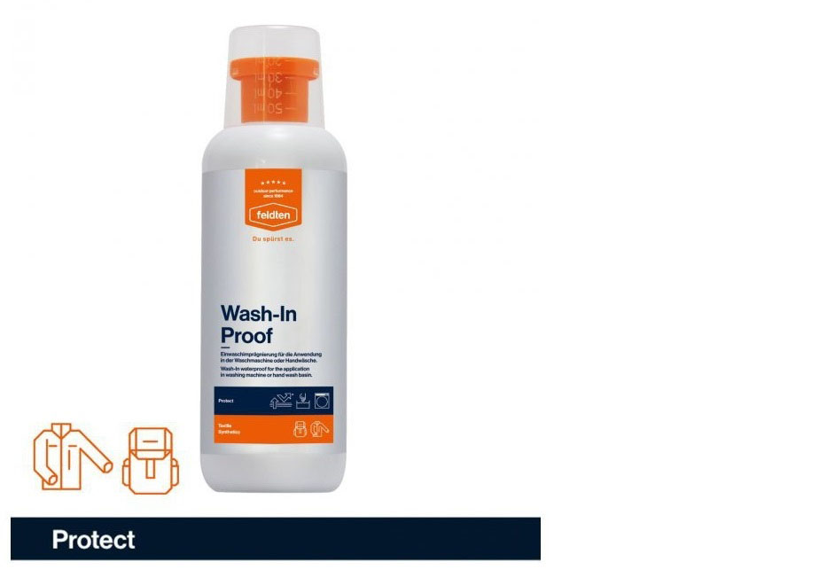 Feldten wash in proof 500ml