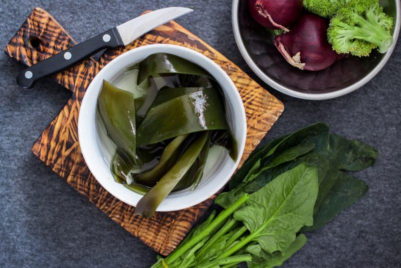 Kelp. Foto: Shutterstock