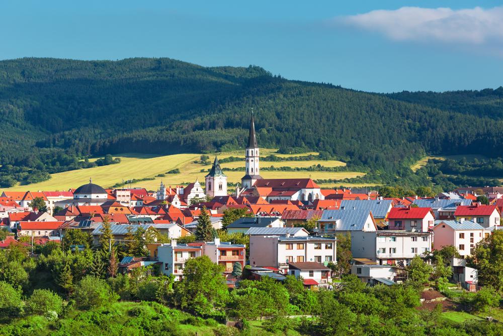 Levoča. Foto: Shutterstock