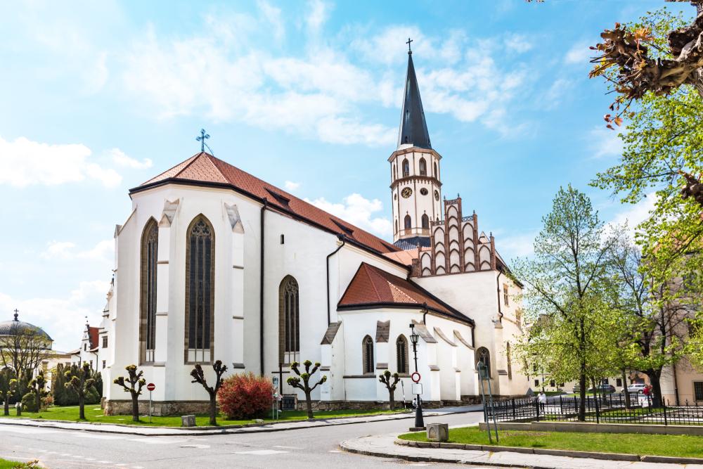 Bazilika svätého Jakuba. Foto: Shutterstock