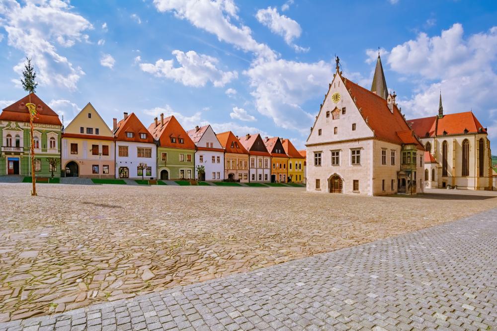 Bardejov. Foto: Shutterstock