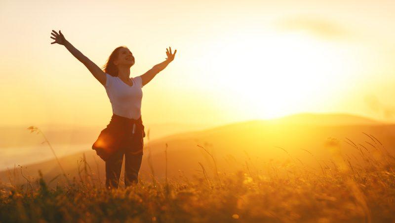Šťastie. Foto: Shutterstock
