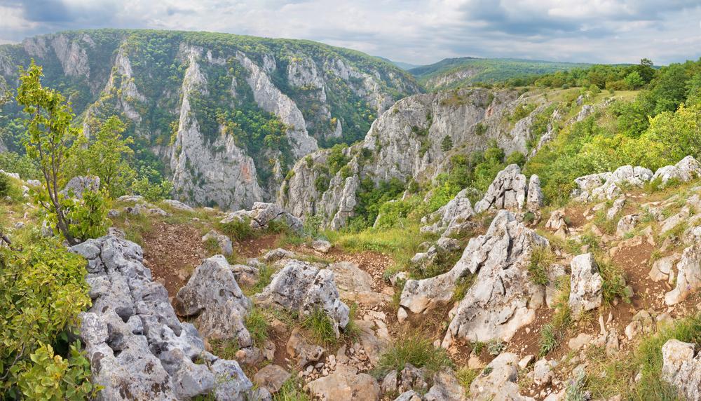 Slovenský kras. Foto: Shutterstock