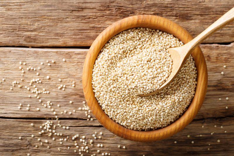 Quinoa. Foto: Shutterstock