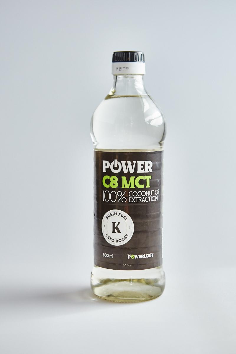 Power MCT olej od Powerlogy