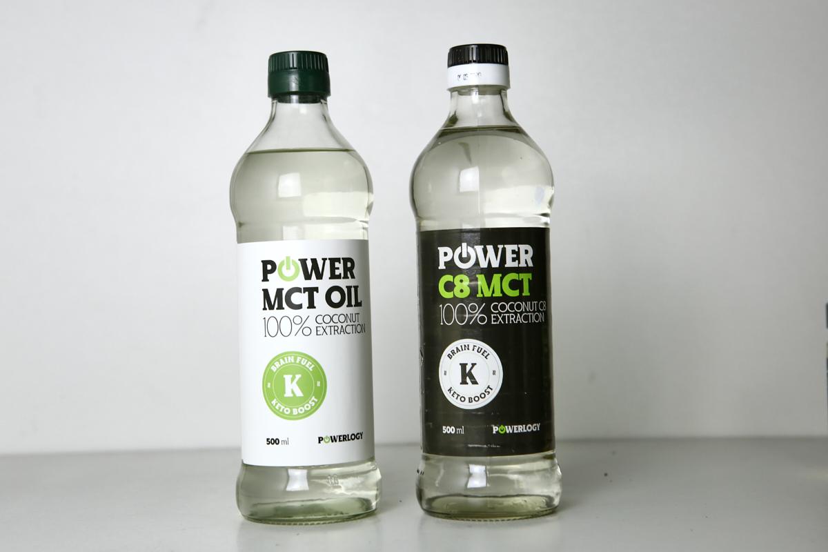 Power MCT olej