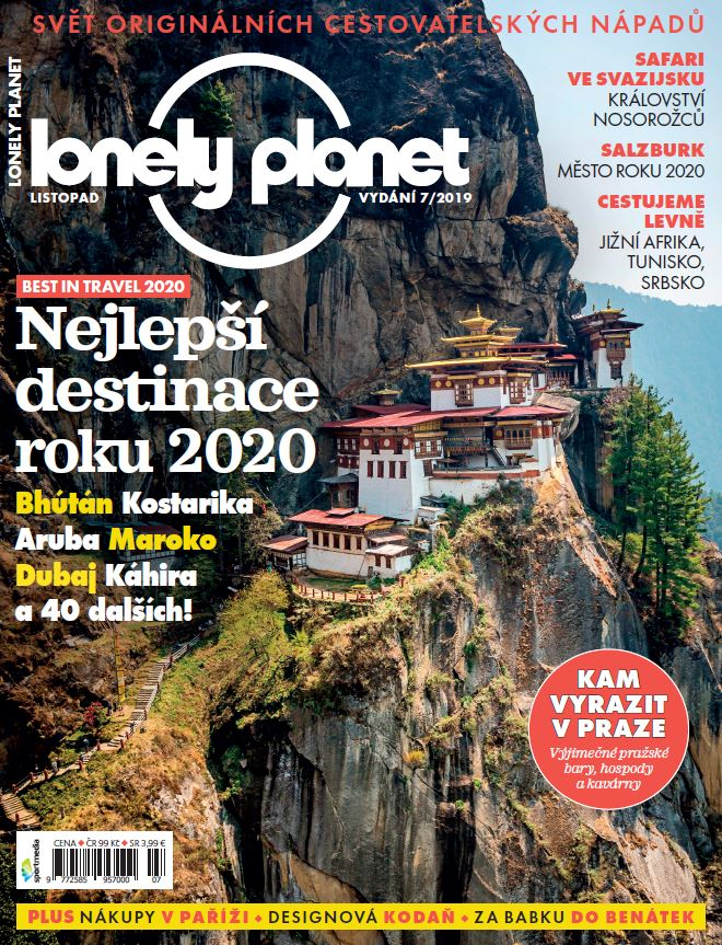 Lonely Planet 7/2019