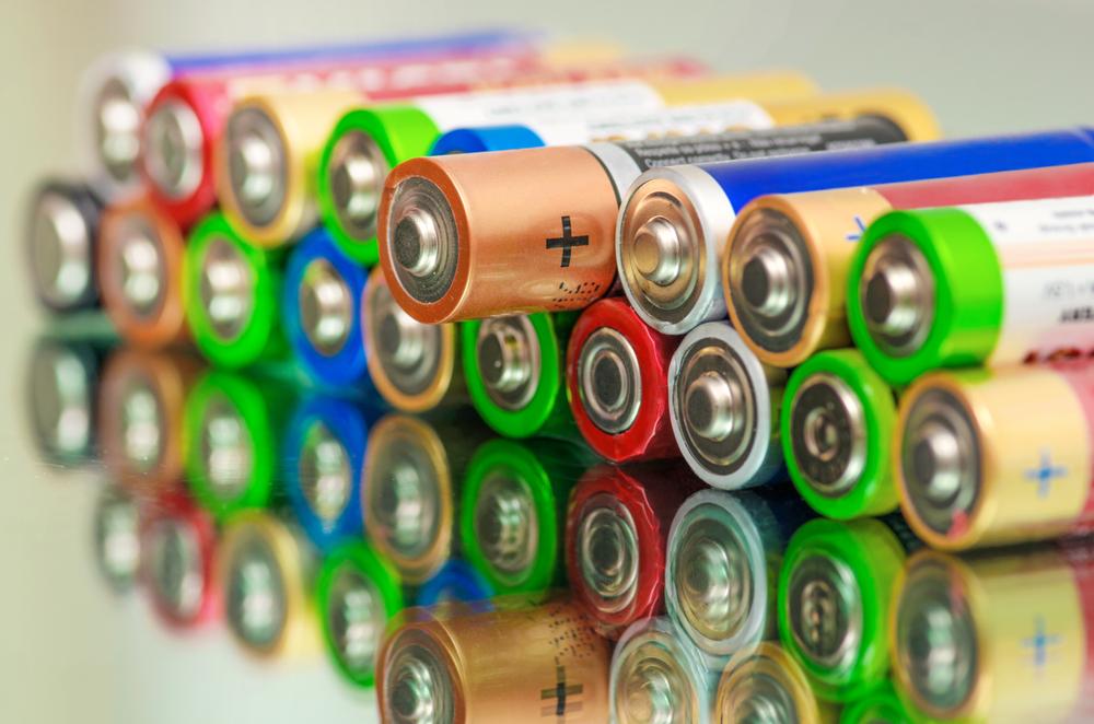 Lítium. Foto: shutterstock