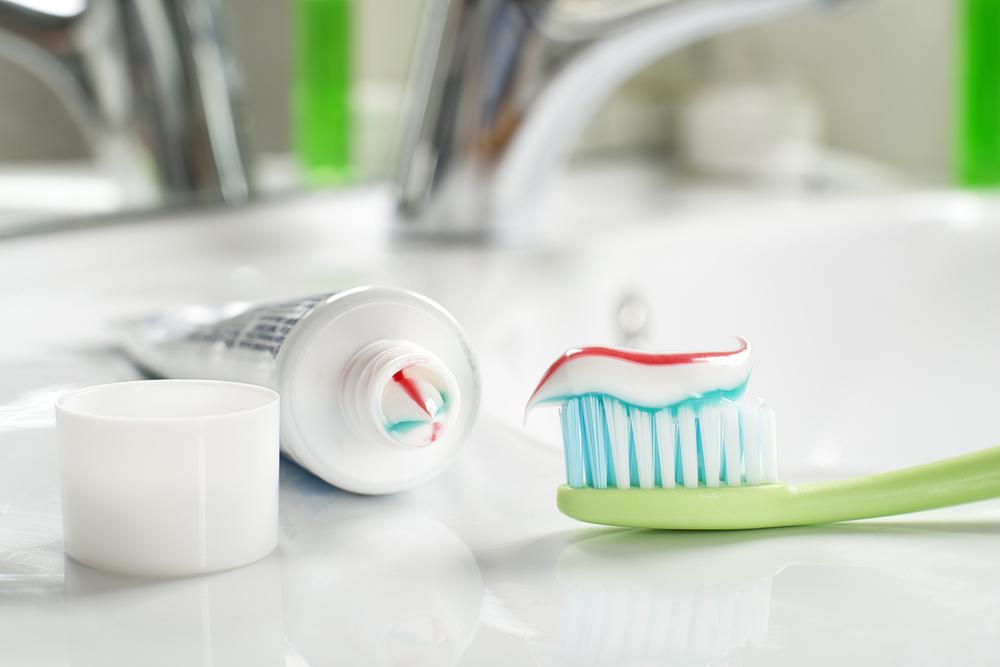Flór v zubných pastách. Foto: shutterstock