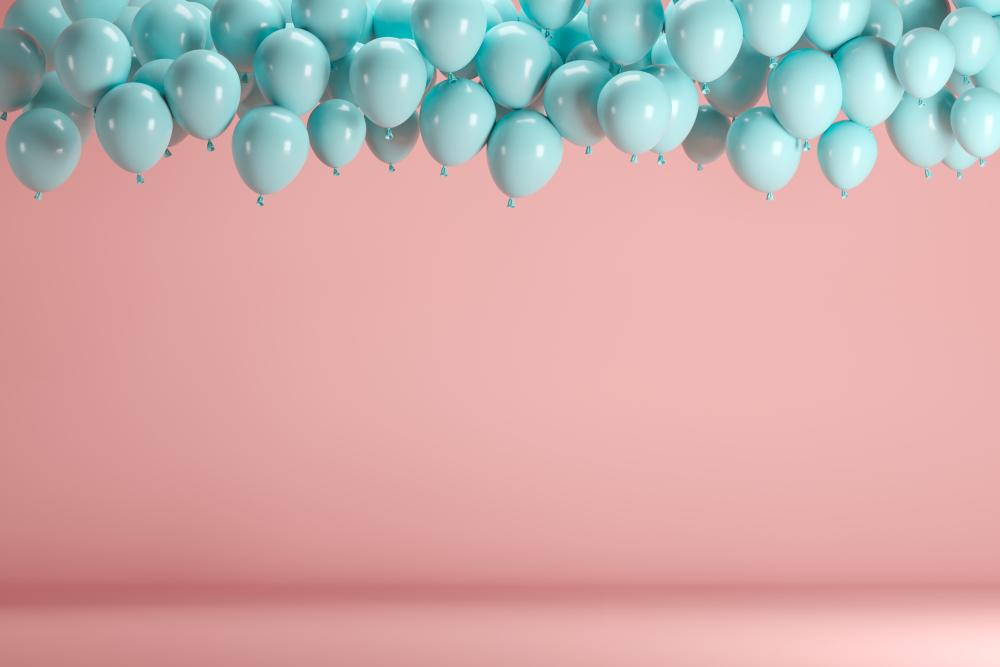 Hélium. Foto: Shutterstock