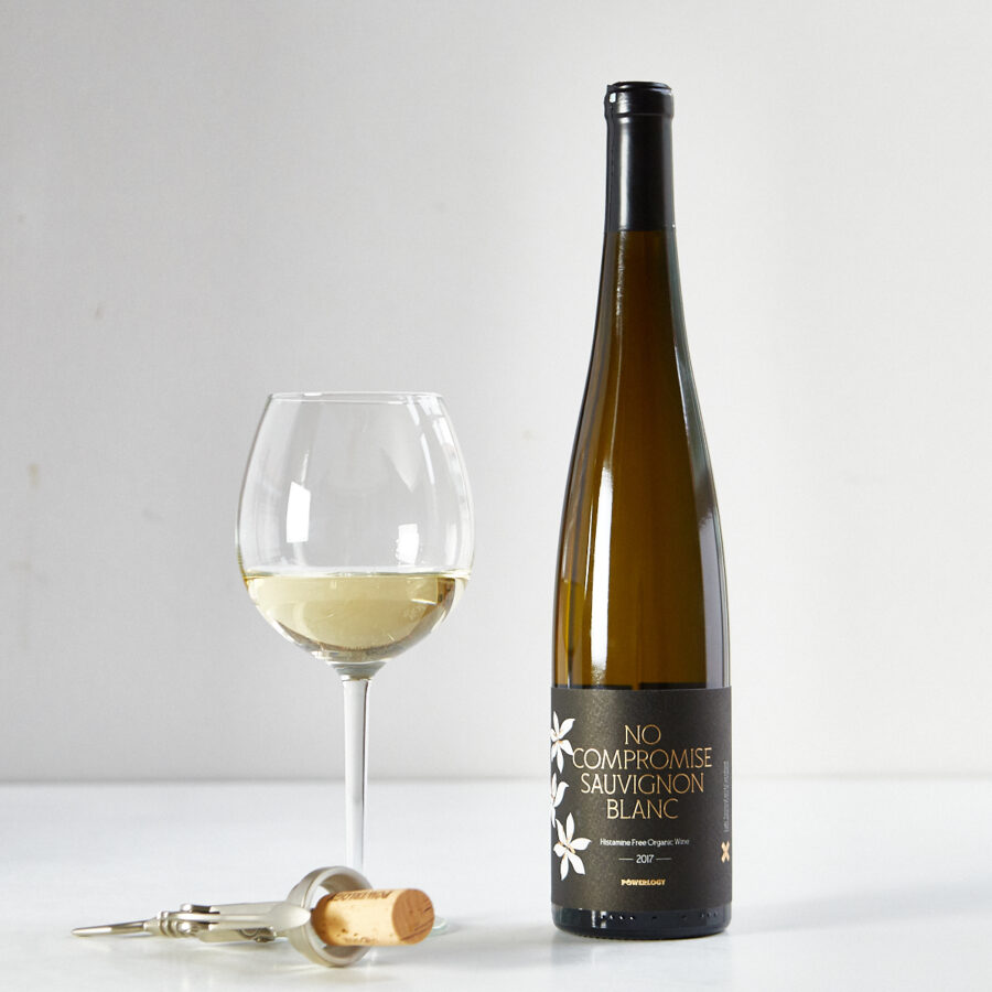 Prvé, oficiálne certifikované, bezhistamínové biele víno v BIO kvalite zo srdca Slovenska.