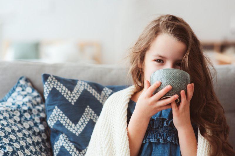 U predškolákov veľmi ovplyvňuje imunitu myslenie a stres dieťaťa. Foto: Shutterstock