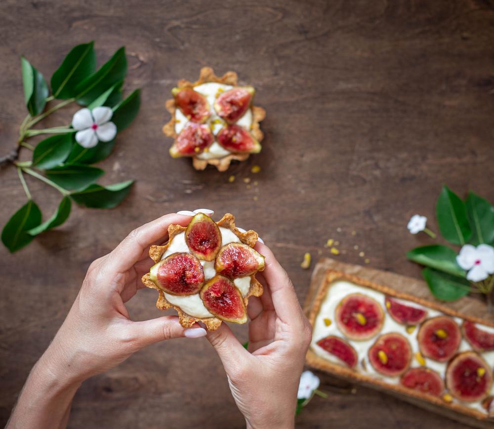 Špaldové tortičky. Foto: Shutterstock