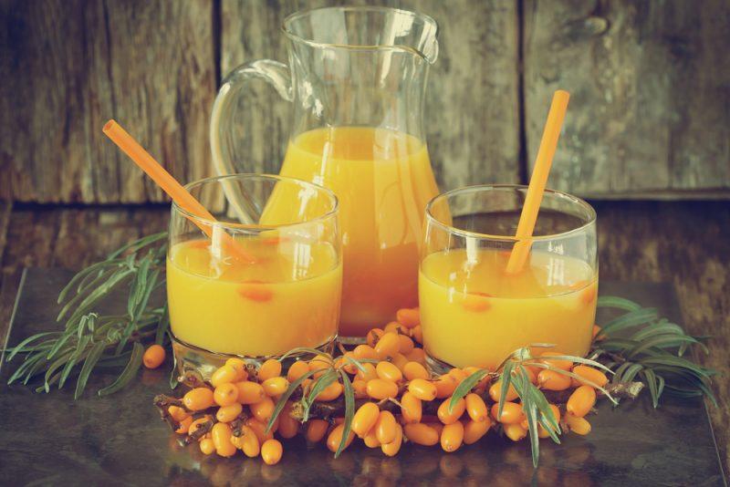 Rakytník je plný vitamínu C. Foto: Shutterstock