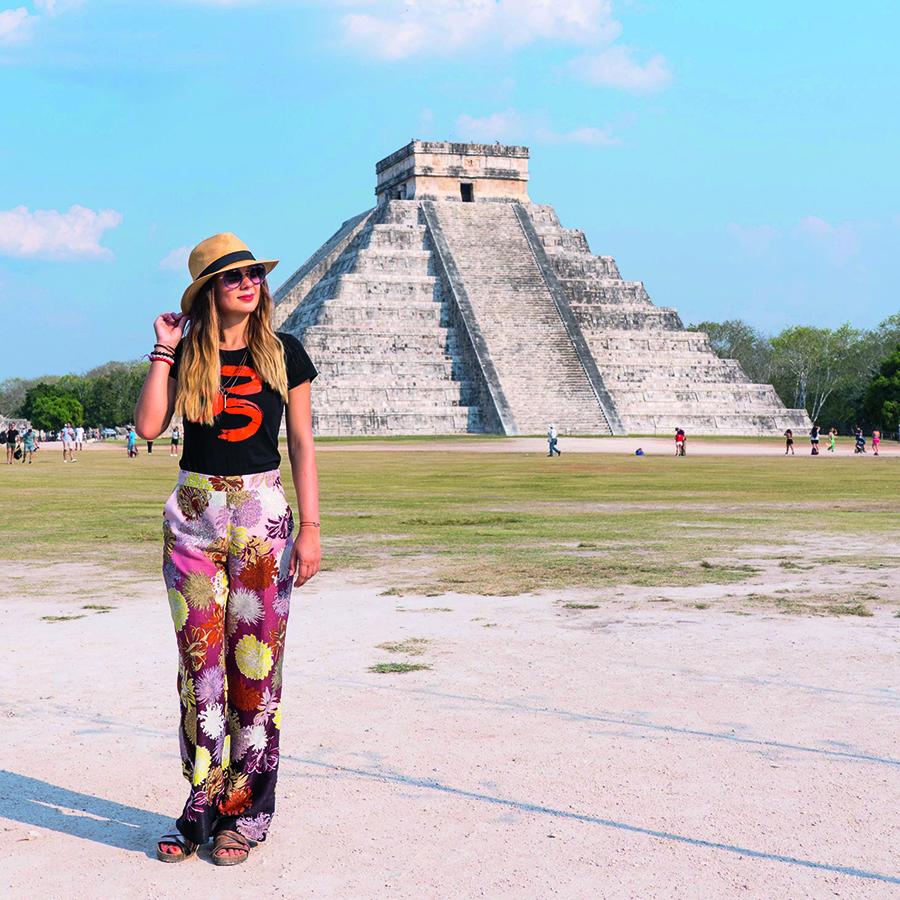 Mexiko. Foto: Laura Lackovičová
