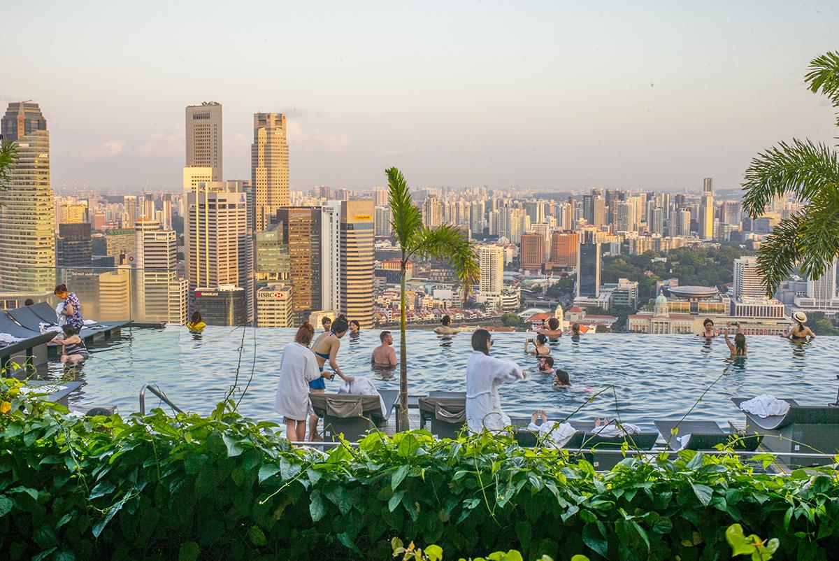 Singapur. Foto: Bubo