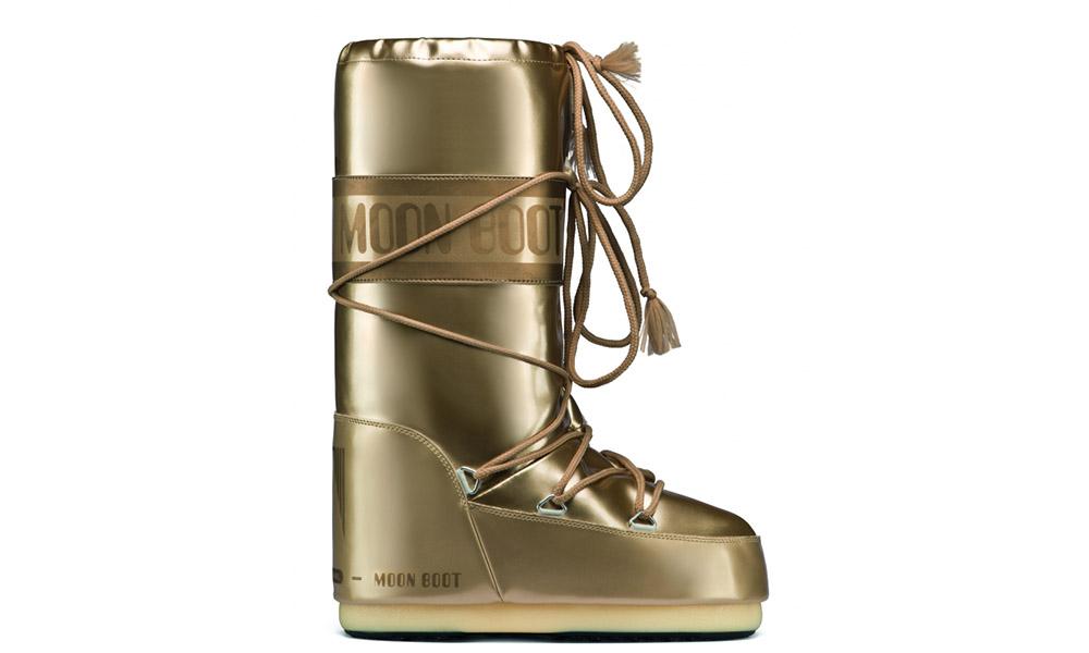 Dámska zimná obuv vysoká: Moon Boot