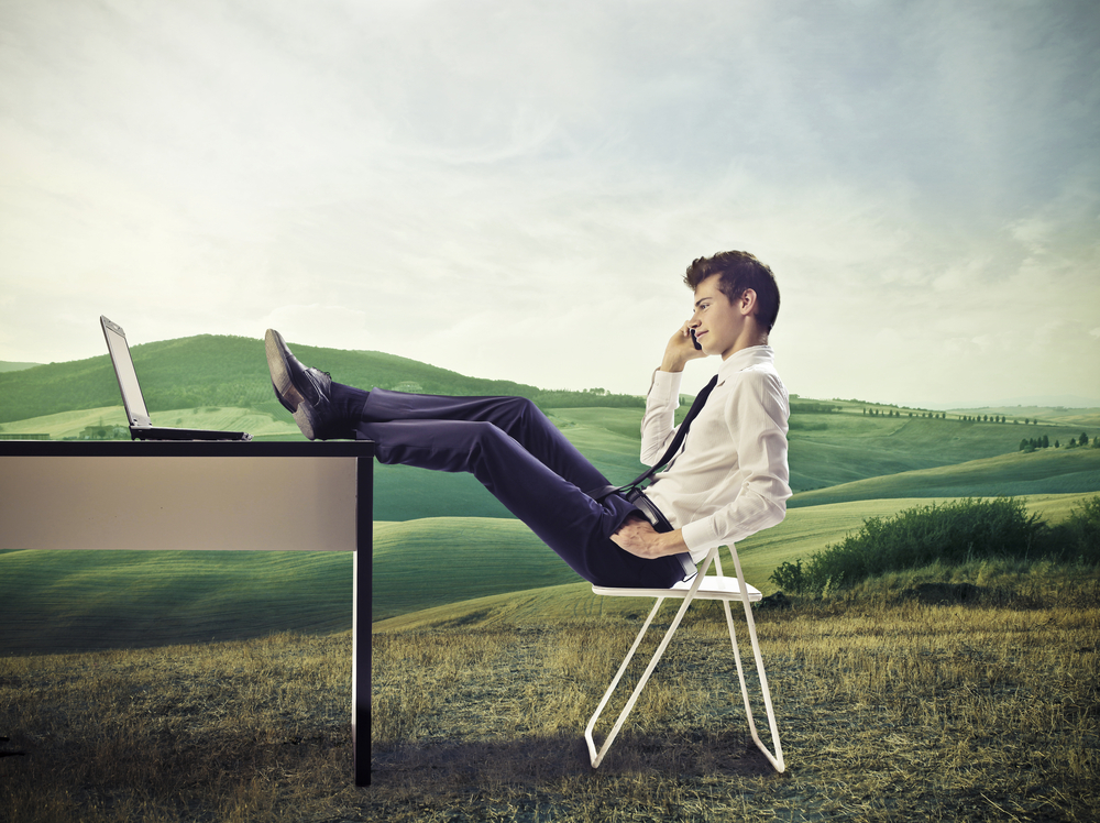 Dôležité je robiť prácu, ktorá nás baví. Foto: Shutterstock